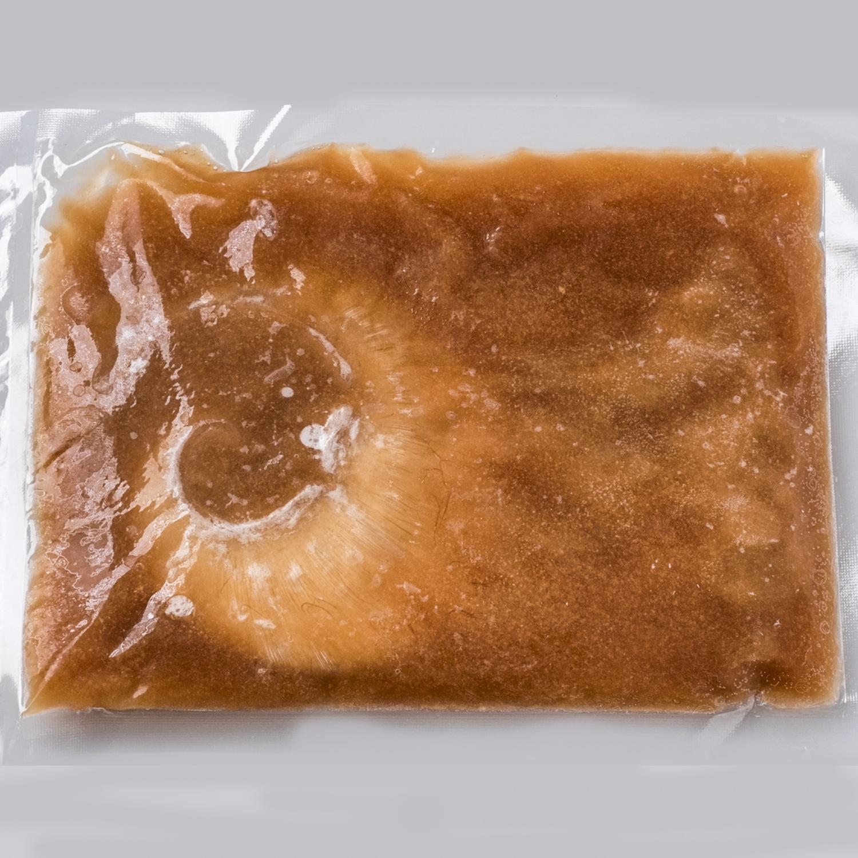 ②気仙沼産高級ふかひれ姿煮 背びれ使用 大サイズ 中華味 (冷凍)