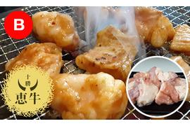 【ホルモンご試食企画!】選べるAB➡︎A.塩だれモツ鍋250g+スープ付き/B.味噌だれショウチョウ250g〜どちらかお一つ格安でお試しください!