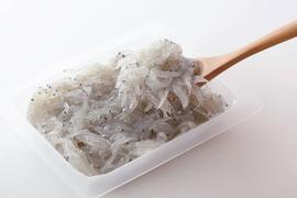 生 シラス 刺身用 冷凍 200g✕2PC(400g)