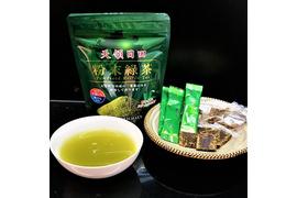 日田産粉末緑茶&緑茶黒糖セット:1680円