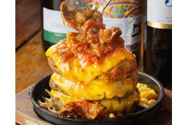 ②チリビーンズ&チーズ『ハンバーグ』 (200g×3個入):3360円
