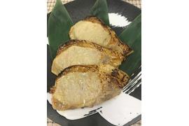 """""""甘味と旨味がクセになる"""" もちぶた西京焼き(和豚もちぶた使用)3枚セット:1800円"""