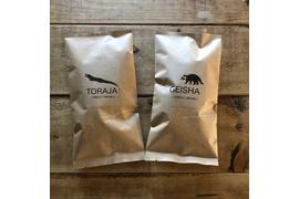 1 トラジャ/ゲイシャ(各200g)受注焙煎コーヒー豆【豆/粉】