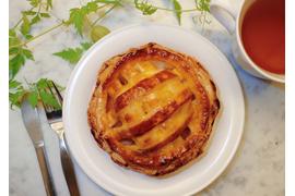 2.ざくざく林檎のアップルパイ