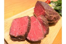 【特価商品】特製熟成肉 ローストビーフ (約800g-1kg)