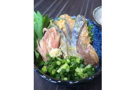 宮城県産金華サバ胡麻ダレ漬け 1人前個食パック(60g/8切+タレ)×10パック 冷凍