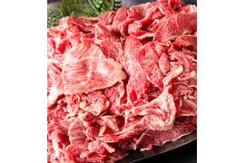 【特価商品 数量限定】厳選和牛切り落とし たっぷり500g