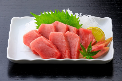 高知県産 黒潮本まぐろ中トロ(500g)※冷凍:6000円