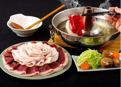 平戸いのししロース・肩ロース・モモ食べ比べセット:5400円